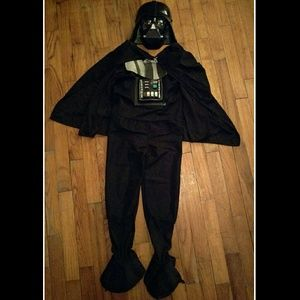 Darth Vader Costume (Sz.Small) Boys